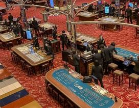 Trung tâm cờ bạc lớn nhất thế giới thất thu nặng vì dịch Covid-19