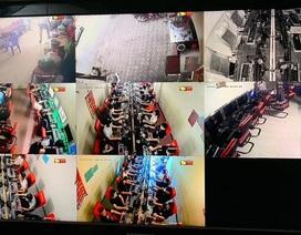 Hà Nội: Bất chấp lệnh cấm, quán game âm thầm phục vụ 40 game thủ