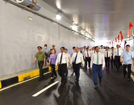 Thủ tướng phát lệnh thông xe nút giao hơn nghìn tỉ đồng