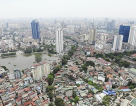 """Hà Nội: Toàn cảnh """"con đường đắt nhất hành tinh"""" bị chậm tiến độ"""