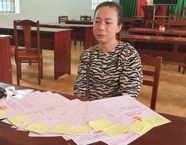 Khởi tố người phụ nữ làm giả 12 giấy tờ đất, chiếm đoạt gần 3 tỷ đồng