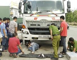 Bắt tài xế xe tải tông chết người rồi bỏ trốn