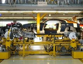 Rolls-Royce là hãng xe đầu tiên tại Anh sản xuất trở lại