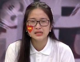 Nữ sinh bật khóc khi MC Đường lên đỉnh Olympia tuyên bố đáp án đúng