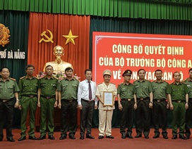 Phó Giám đốc Công an Quảng Nam được điều động về Đà Nẵng