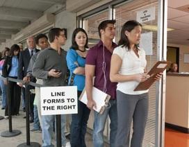 Mỹ: Lao động thất nghiệp vì Covid-19 nhận hỗ trợ 1.200 USD từ Chính phủ
