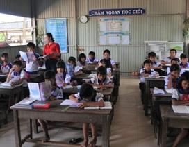 Hơn 1.200 học sinh Việt kiều Campuchia chưa trở lại lớp