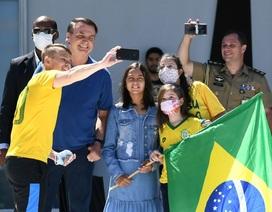 Hơn 7.000 người chết, Tổng thống Brazil kiên quyết phản đối phong tỏa