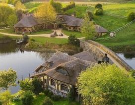 """Ngôi làng """"sống xanh"""" dành cho người lùn đẹp như cổ tích ở New Zealand"""