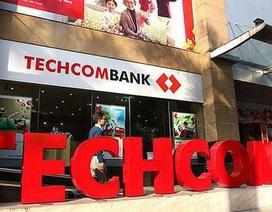 Dịch vụ ngân hàng điện tử của Techcombank bất ngờ gặp sự cố