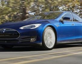 Tesla Model S rút ngắn thời gian tăng tốc nhờ một cập nhật phần mềm