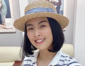 """Hoa hậu Ngọc Hân: """"Hết dịch Covid- 19, tôi tổ chức lễ cưới cho trọn vẹn"""""""