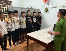 Bắt 6 nhân viên quán karaoke cho khách sử dụng ma túy tại quán