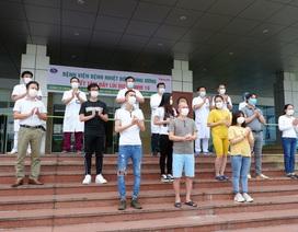 Bệnh nhân Covid-19 nặng được ra viện, Việt Nam chữa khỏi 232 ca