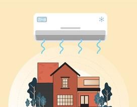 """Điều hòa có thể """"ngốn"""" 2/3 tổng điện tiêu thụ mỗi tháng trong mùa nóng"""
