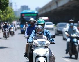 Cuối tuần Hà Nội nắng nóng gay gắt, có nơi trên 40 độ C