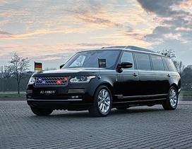 """Nhà độ Klassen biến Range Rover SVAutobiography thành """"pháo đài di động"""""""