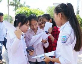 Tuyển sinh lớp 10 ở Ninh Bình: Thay bài thi tổng hợp bằng tiếng Anh