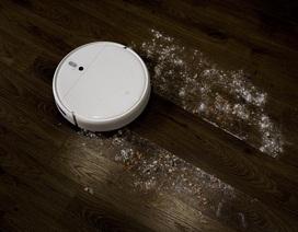 Mi Robot Vacuum Mop: Trợ thủ lau nhà sạch tinh tươm mùa dịch