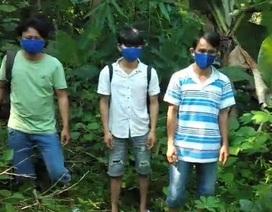 Cách ly 4 người vượt biên trái phép từ Lào về Việt Nam