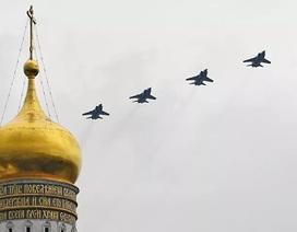 """Dàn máy bay """"khủng"""" sẽ bay qua bầu trời Nga mừng """"Ngày Chiến thắng"""""""