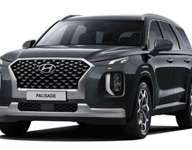 Hyundai ra mắt phiên bản mới cho Palisade