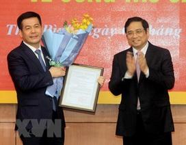 Bí thư Tỉnh ủy Thái Bình giữ chức Phó Ban Tuyên giáo Trung ương