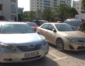 Phát hiện, thu giữ 10 xe ô tô tiền tỷ nhập lậu từ Lào về Việt Nam