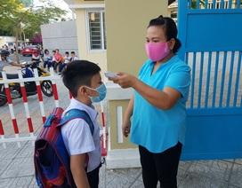 Khánh Hòa: Học sinh tiểu học có tỷ lệ đi học cao nhất trong 3 ngày qua