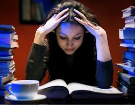 Căng thẳng, áp lực và thức khuya nhiều có bị ung thư không?