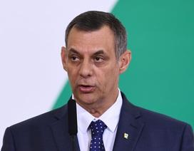 Người phát ngôn Tổng thống Brazil nhiễm virus corona