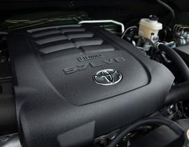 Toyota thay động cơ V8 bằng V6 tăng áp