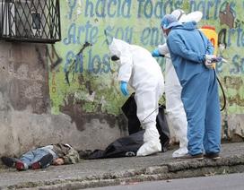 Hơn 1.600 người chết vì Covid-19, thi thể nằm ngay trên đường phố Ecuador