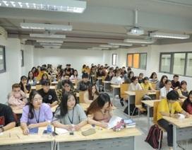 Trường ĐH đầu tiên tại TPHCM công bố điểm chuẩn từ xét học bạ