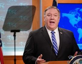 Ngoại trưởng Mỹ: Trung Quốc lẽ ra đã ngăn được hàng trăm nghìn người chết