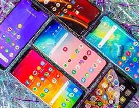 Những smartphone nào bán chạy nhất quý 1/2020?