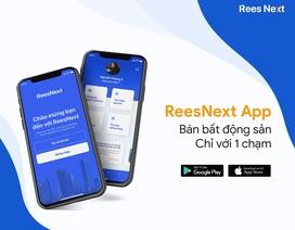 """CityA Real ra mắt ứng dụng ReesNext cho môi giới bất động sản: """"Bán hàng nhanh chỉ bằng một chạm"""""""