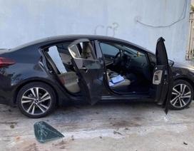 Bắt tạm giữ nhóm thanh thiếu niên chuyên đập phá ô tô, trộm tài sản