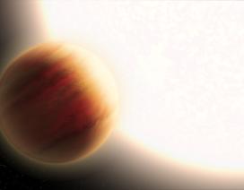 Phát hiện ngoại hành tinh kỳ lạ có bầu trời màu vàng và mưa sắt