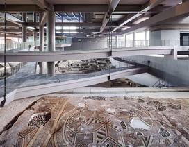 Độc đáo khách sạn 5 sao được xây trên những tàn tích cổ xưa ở Thổ Nhĩ Kỳ