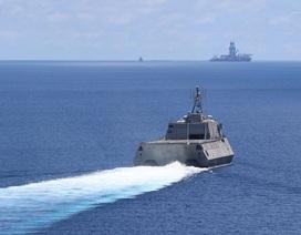 Mỹ điều 2 tàu chiến tới Biển Đông thách thức Trung Quốc