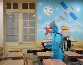 Các trường tiểu học, mầm non quận Hoàn Kiếm sẵn sàng đón học sinh trở lại