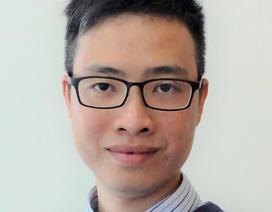 Nhà toán học trẻ người Việt 35 tuổi nhận giải thưởng Hội toán học châu Âu
