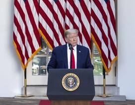 Ông Trump: Tôi đang có thời gian khó khăn với Trung Quốc
