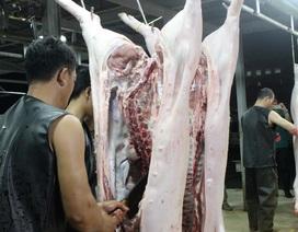 Bộ trưởng Bộ Nông nghiệp dự báo khi nào có đủ thịt heo?