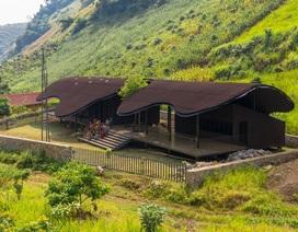 Nhà trẻ vùng cao của Việt Nam lọt top 10 dự án kiến trúc mới của thế giới
