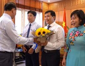 Thành phố Hội An có tân Chủ tịch
