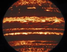 Bức ảnh gây kinh ngạc của sao Mộc