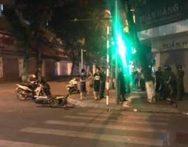 """Hà Nội: Nghi án """"quái xế"""" gây tai nạn khiến một phụ nữ tử vong"""