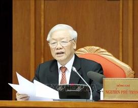 Tổng Bí thư nêu bật một số ý kiến có tính chất gợi mở về công tác nhân sự